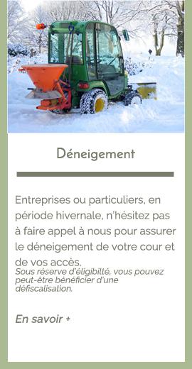 Déneigement| Les Jardins du Buis David Lopes 73330 Le Pont de Beauvoisin, Domessin