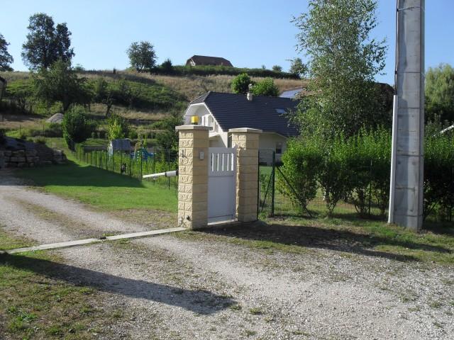 Chantier St Beron - Barrières / Les Jardins du Buis 73330 Le Pont-de-Beauvoisin