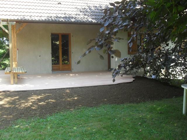 Dallage, pavage, terrasse   Les Jardins du Buis 73330 Le Pont-de-Beauvoisin