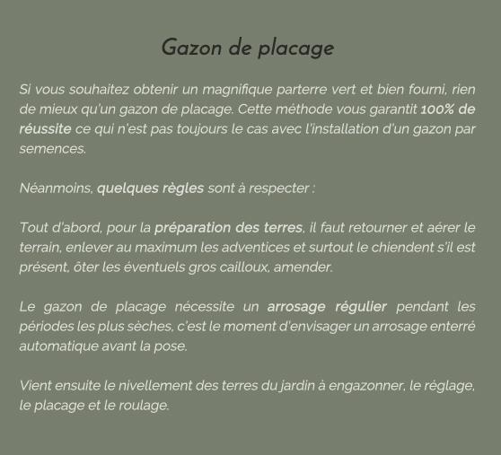 Gazon de placage | Les Jardins du Buis 73330 Le Pont de Beauvoisin - David Lopes, paysagiste