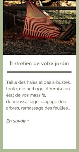 prestations : Entretien de votre jardin| Les Jardins du Buis David Lopes 73330 Le Pont de Beauvoisin, Domessin