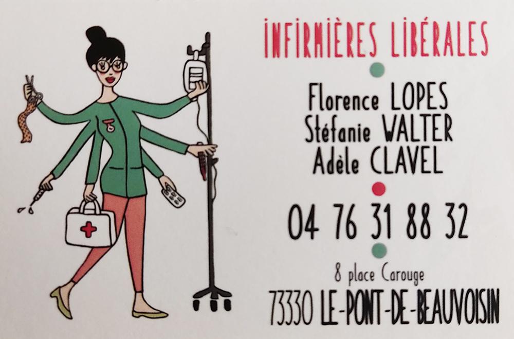 Cabinet infirmières libérales Pont-de-Beauvoisin