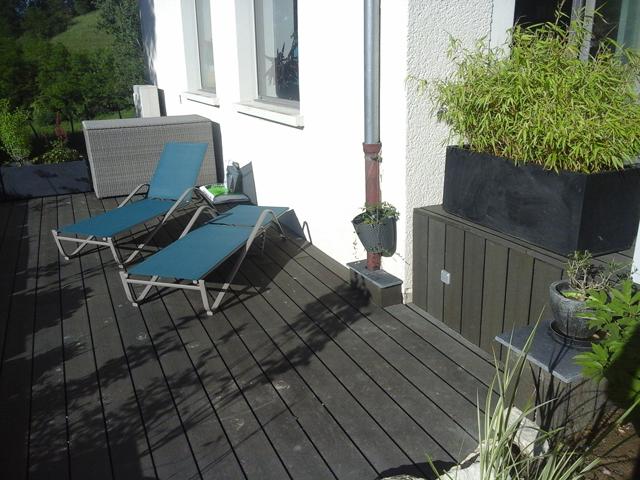 Création de terrasse composite,, Les Jardins du Buis, 73, 38, Domessin