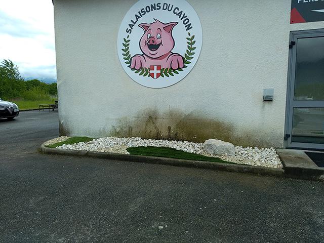 14-Changement bac à graisse et massif à Chambéry - Les Jardins du Buis paysagiste 73, 38, 01