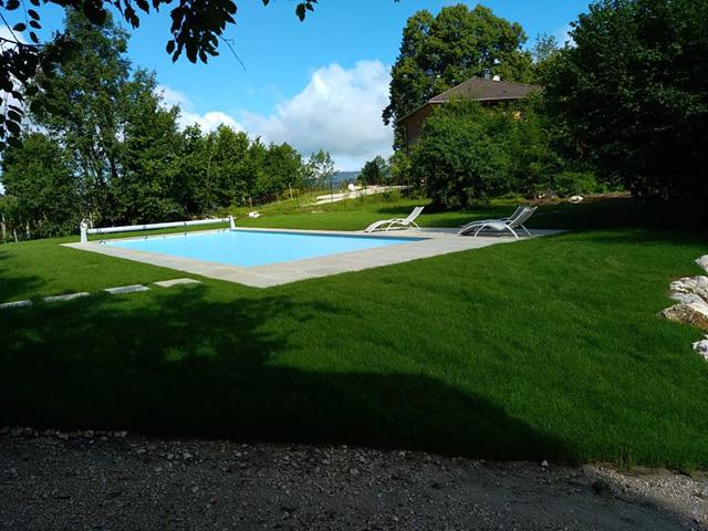 9-Après - Chantier à Aiguebelette - Les Jardins du Buis